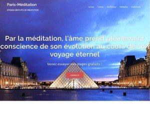 Méditer à Paris